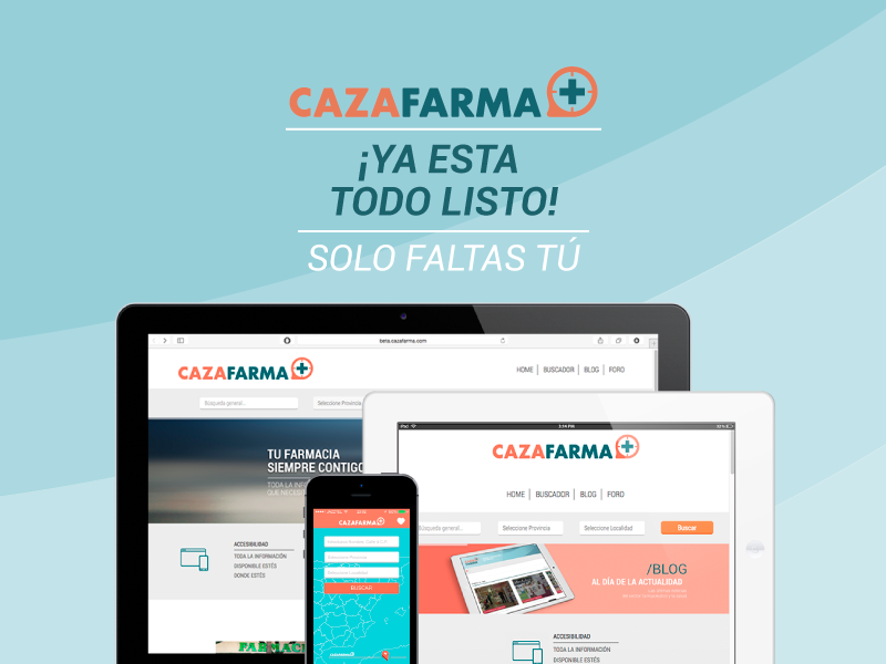 App de Cazafarma