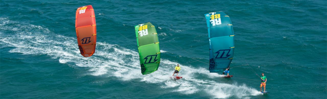 alquiler de kitesurf